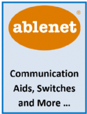 AbleNet Assistive Technology Communication Aids & Switches